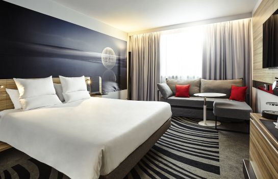 Pokój Novotel London Waterloo