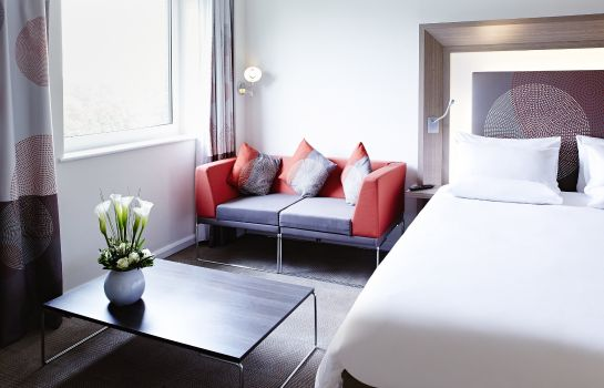 Chambre Novotel London Waterloo