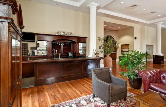 Hotel bar Embassy Suites by Hilton Charleston Historic District