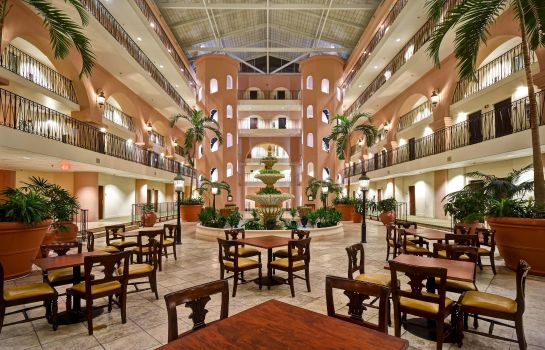 Lobby Embassy Suites by Hilton Charleston Historic District