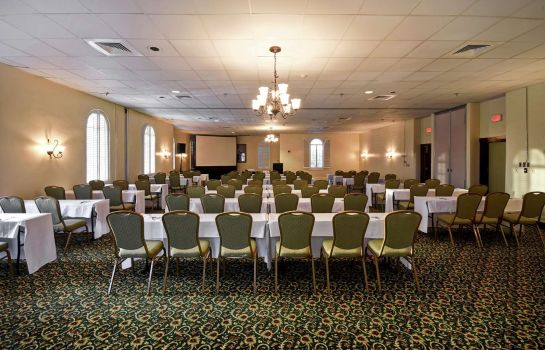 Conference room Embassy Suites by Hilton Charleston Historic District