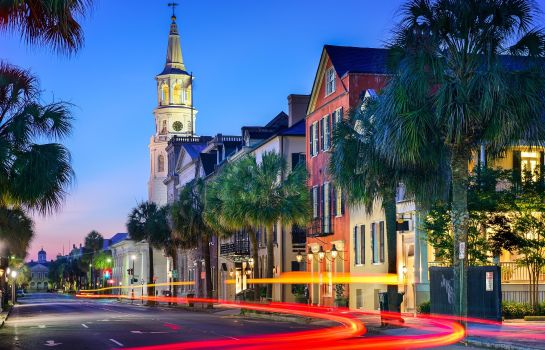 Info Embassy Suites by Hilton Charleston Historic District
