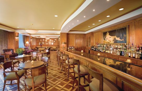 Hotelbar Houstonian Hotel Club and Spa