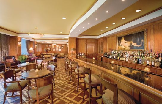 Hotel bar Houstonian Hotel Club and Spa