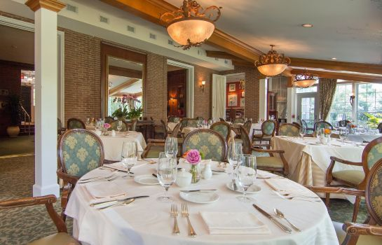Restaurant Houstonian Hotel Club and Spa