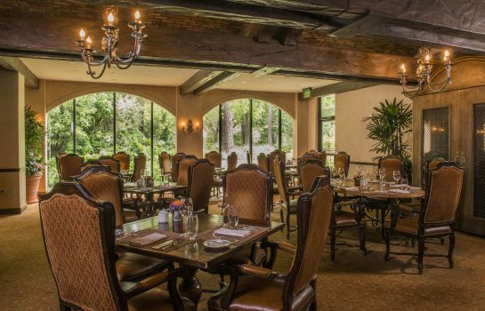 Restaurante Houstonian Hotel Club and Spa