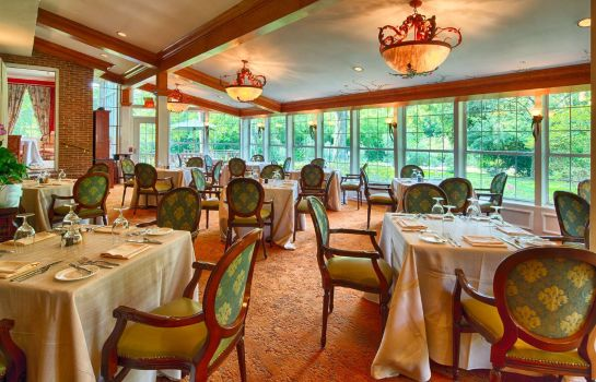 Ristorante Houstonian Hotel Club and Spa