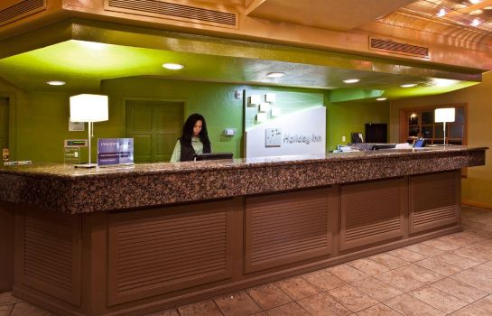 Hotelhalle Holiday Inn & Suites TAMPA N - BUSCH GARDENS AREA