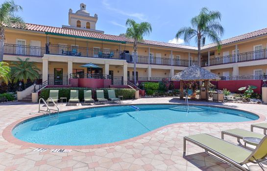 Info Holiday Inn & Suites TAMPA N - BUSCH GARDENS AREA