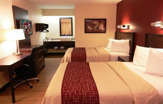 Room Red Roof PLUS Baltimore-Washington DC/BWI Airport