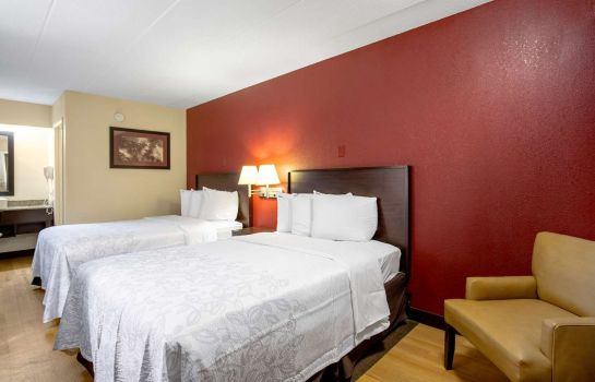 Kamers Red Roof PLUS Baltimore-Washington DC/BWI Airport