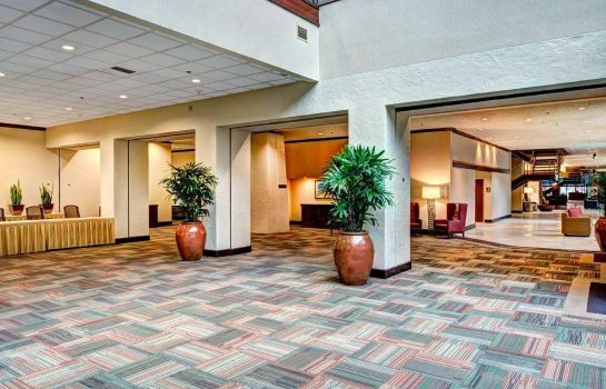 Hotelhal DoubleTree by Hilton Seattle Airport
