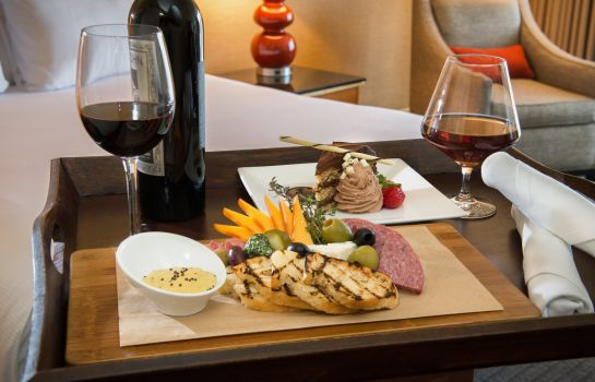 Restaurante DoubleTree by Hilton Seattle Airport