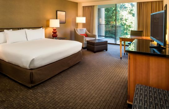 Suite DoubleTree by Hilton Seattle Airport