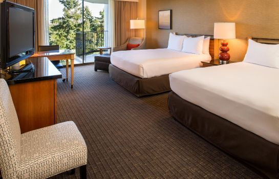 Zimmer DoubleTree by Hilton Seattle Airport