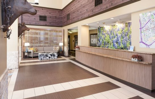 Hol hotelowy SpringHill Suites Dallas Downtown/West End