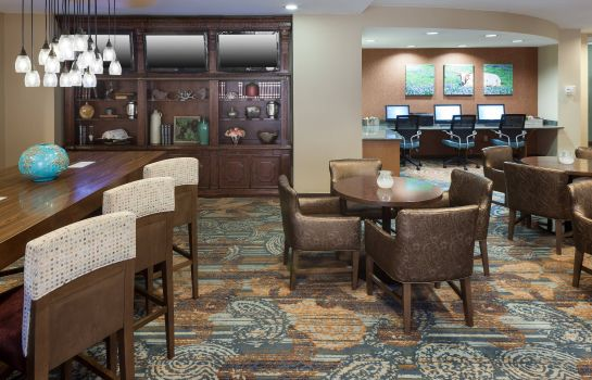 Restauracja SpringHill Suites Dallas Downtown/West End