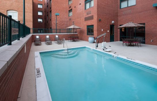 Informacja SpringHill Suites Dallas Downtown/West End