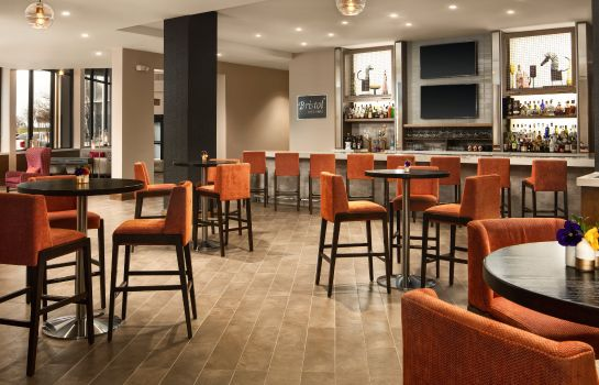 Hotel-Bar Crowne Plaza DALLAS-MARKET CENTER
