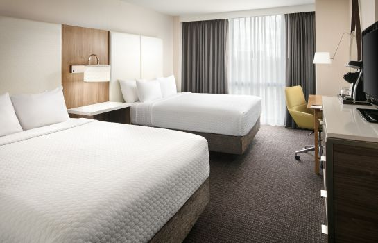 Zimmer Crowne Plaza DALLAS-MARKET CENTER