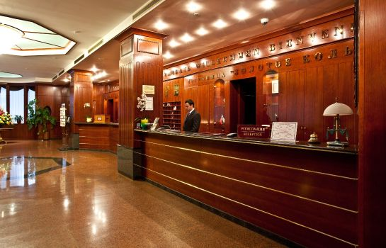 Reception Golden Ring Hotel
