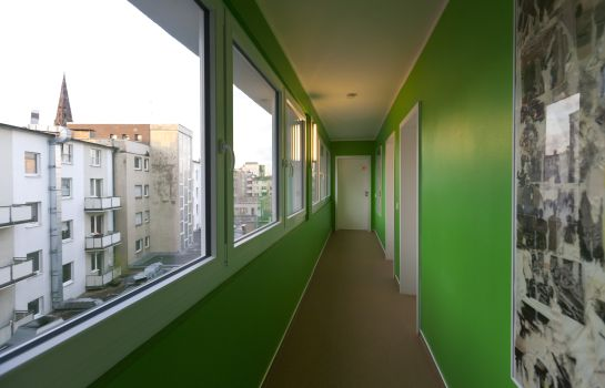 Interior view Art Hotel Tucholsky