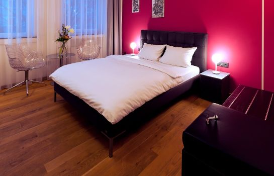 Double room (superior) Art Hotel Tucholsky