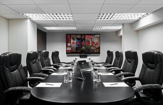 Meeting room Kew Green Hotel Wanchai Hong Kong Formerly known as Metropark Wanchai