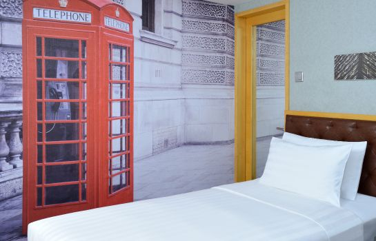 Double room (standard) Kew Green Hotel Wanchai Hong Kong Formerly known as Metropark Wanchai