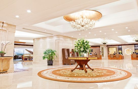 Hall Crowne Plaza NANJING HOTEL & SUITES