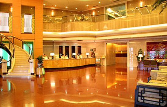 Hotelhalle YU YUAN INTERNATIONAL HOTEL