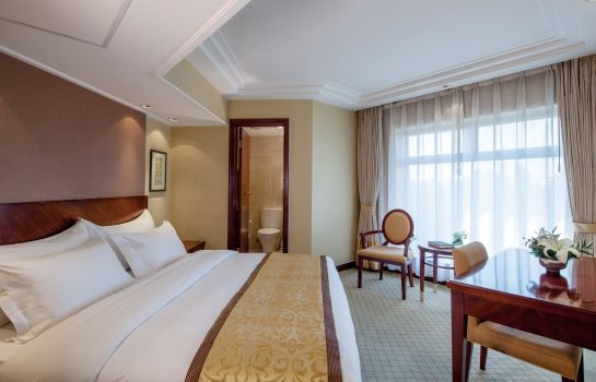 Junior Suite Beijing Landmark Hotel