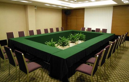 Meeting room Zhongshan Fuhua Hotel