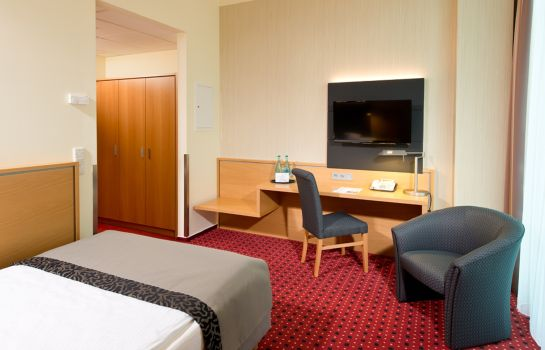 Chambre individuelle (confort) Airporthotel Berlin Adlershof