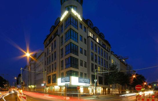 Exterior view Hotel Berlin Mitte by Campanile