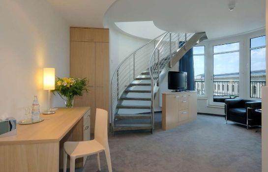 Junior Suite Hotel Berlin Mitte by Campanile