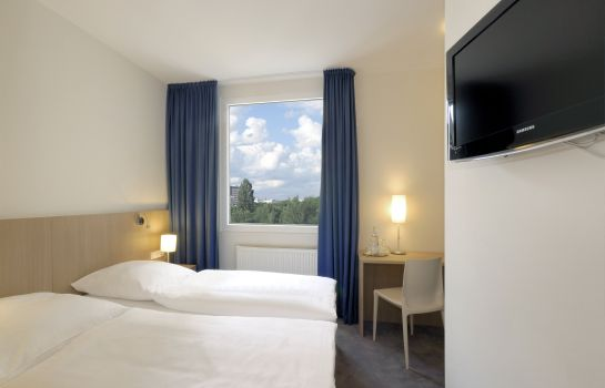 Double room (standard) Hotel Berlin Mitte by Campanile