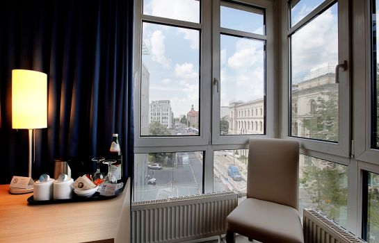 Room Hotel Berlin Mitte by Campanile