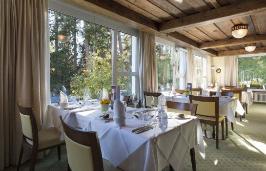 Restaurant Sunstar  Alpine Hotel Arosa