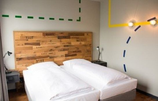 Single room (superior) Kröger by Underdog Hotels