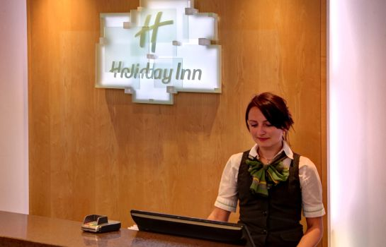 Hall Holiday Inn LONDON - GATWICK AIRPORT