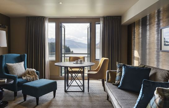 Info Queenstown - MGallery Collection Hotel St Moritz