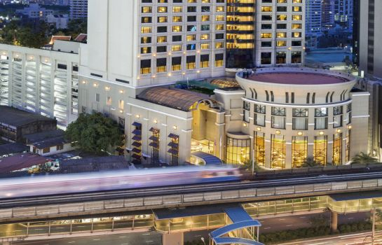 Vista exterior Sheraton Grande Sukhumvit a Luxury Collection Hotel Bangkok
