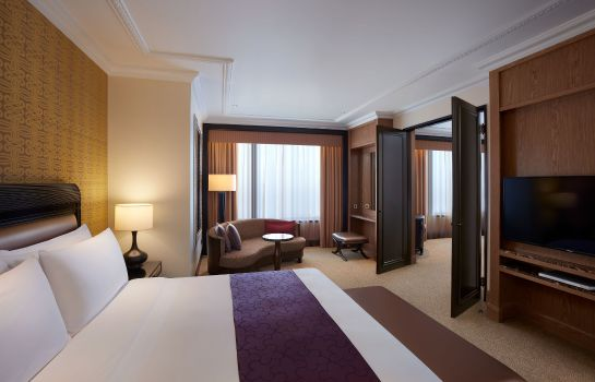 Suite Sheraton Grande Sukhumvit a Luxury Collection Hotel Bangkok
