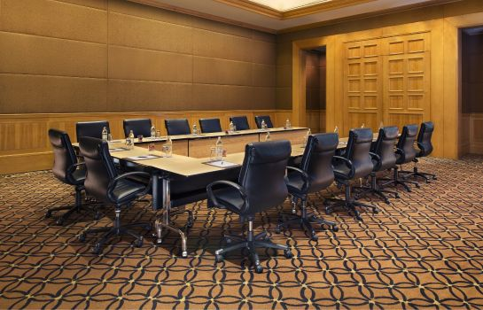 Sala de reuniones Sheraton Grande Sukhumvit a Luxury Collection Hotel Bangkok