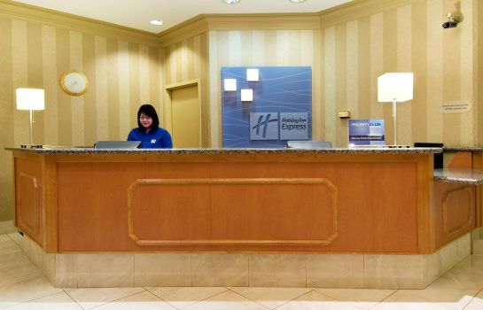 Lobby Holiday Inn Express VANCOUVER-METROTOWN (BURNABY)