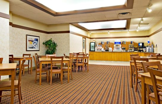 Restaurant Holiday Inn Express VANCOUVER-METROTOWN (BURNABY)