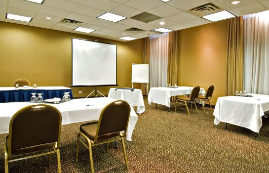 Conference room Holiday Inn Express VANCOUVER-METROTOWN (BURNABY)