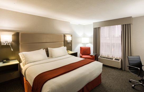 Holiday Inn Express Vancouver Metrotown Burnaby Hotel De