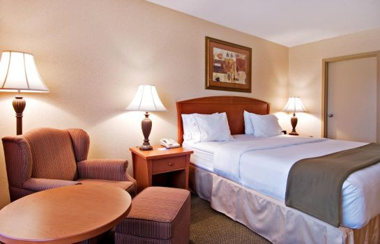 Room Holiday Inn Express VANCOUVER-METROTOWN (BURNABY)